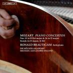 ロナルド・ブラウティハム Mozart: Piano Concertos No.15 & 16, etc SACD Hybrid