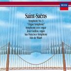 エド・デ・ワールト サン=サーンス:交響曲第3番≪オルガン≫ ヴィドール:オルガン交響曲第6番から SHM-CD