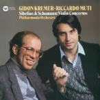 ギドン・クレーメル シベリウス/シューマン:ヴァイオリン協奏曲 CD