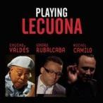 Playing Lecuona CD