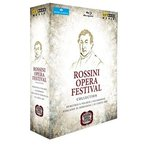Various Artists Rossini: Opera Festival Collection Blu-ray Disc