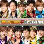 BOYS AND MEN ARC of Smile! 12cmCD Single