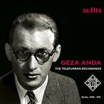 ゲザ・アンダ Geza Anda - The Telefunken Recordings CD