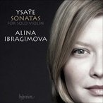 ���꡼�ʡ����֥饮����� Ysaye: Sonatas for Solo Violin CD