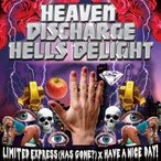 Limited Express(Has Gone?) Heaven Discharge Hells Delight CD