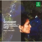 �ޥꥢ�����祢�ԥꥹ Schubert: Impromptus D.899, Piano Sonata No.21 CD