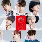 BTS (���ƾ�ǯ��) FOR YOU ��CD+DVD�ϡ��������B�� 12cmCD Single ��ŵ����