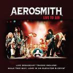 Aerosmith ライヴ・トゥ・エア 〜ライヴ1994<タワーレコード限定仕様盤> CD