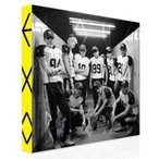 EXO Love Me Right: EXO Vol.2 Repackage (Korean Ver.) CD