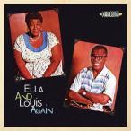 Ella Fitzgerald Ella and Louis Again LP