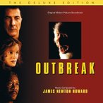 James Newton Howard Outbreak : the Deluxe Edition CD