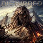 Disturbed Immortalized: Deluxe Edition CD