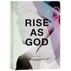 東方神起 Rise as God: Special Album BLACK VER.(U-know) CD