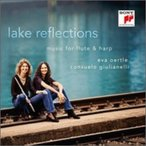 エヴァ・エルテル Lake Reflections - Music for Flute & Harp CD
