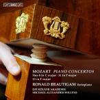 ロナルド・ブラウティハム Mozart: Piano Concertos No.8, No.11 & No.13 SACD Hybrid
