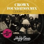 Mighty Crown MIGHTY CROWN presents CROWN FOUNDATION MIX -GOLDEN DUBS- CD