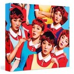 Red Velvet The Red: Red Velvet Vol.1 CD