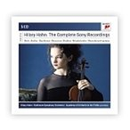 �ҥ�꡼���ϡ��� Hilary Hahn - The Complete Sony Recordings�㴰�����������ס� CD