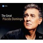 �ץ饷�ɡ��ɥߥ� The Great Placido Domingo CD