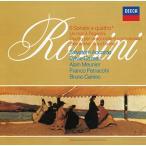 サルヴァトーレ・アッカルド ロッシーニ: 弦楽のためのソナタ集(第1番〜第6番), 二重奏曲, パガニーニによせてひと言,  CD