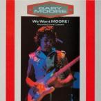 Gary Moore ウィ・ウォント・ムーア!(ライヴ)<初回生産限定盤> SHM-CD