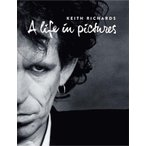 Keith Richards キース・リチャーズ写真集 A LIFE IN PICTURES Book