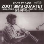 Zoot Sims Quartet ズート・アット・イーズ<完全限定生産盤> CD