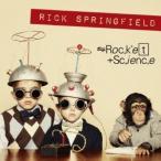 Rick Springfield ロケット・サイエンス CD