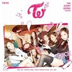 TWICE The Story Begins: 1st Mini Album (����������) ��CD+DVD�ϡ�����ס� CD