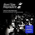 Roni Size/Reprazent Live At Colston Hall (Ft William Goodchild & Emerald Ensemble) [CD+DVD(PAL)] CD
