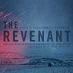 坂本龍一 The Revenant CD