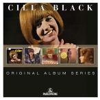 Cilla Black 5CD Original Album Series Box Set CD