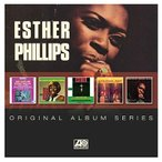 Esther Phillips 5CD Original Album Series Box Set CD