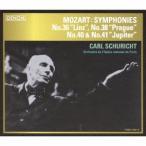 カール・シューリヒト モーツァルト: 交響曲第36番「リンツ」, 第38番「プラハ」, 第40番, 第41番「ジュピター」