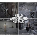 KEYTALK HELLO WONDERLAND 12cmCD Single