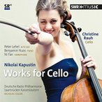 クリスティーネ・ラウ Nikolai Kapustin: Works for Cello CD