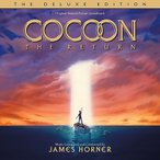 James Horner Cocoon: The Return: Deluxe Edition CD