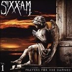 SIXX:A.M. Prayers for the Damned CD