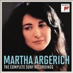 �ޥ륿�����륲��å� Martha Argerich - The Complete Sony Classical Recordings�㴰�����������ס� CD