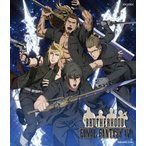栗田新一 BROTHERHOOD FINAL FANTASY XV Blu-ray Disc