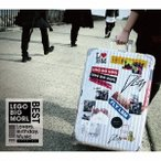 "LEGO BIG MORL LEGO BIG MORL BEST ALBUM """"Lovers, Birthday, Music"""" [CD+DVD+PHOTOBOOK]<初回盤> CD"