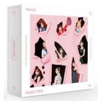 TWICE Page Two: 2nd Mini Album (Pink �������) CD