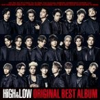 三代目 J Soul Brothers from EXILE TRIBE HiGH & LOW ORIGINAL BEST ALBUM [2CD+DVD+スマプラ付] CD
