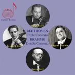 ���硼�������� Beethoven: Triple Concerto Op.56; Brahms: Double Concerto Op.102 CD