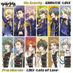 Six Gravity ツキウタ。 THE ANIMATION 主題歌 12cmCD Single