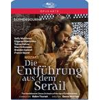 ロビン・ティチアーティ Mozart: Die Entfuhrung aus dem Serail K.384 Blu-ray Disc