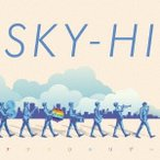 SKY-HI ナナイロホリデー -Live盤- [CD+DVD] 12cmCD Single