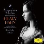 ヒラリー・ハーン シェーンベルク&シベリウス:ヴァイオリン協奏曲 SHM-CD