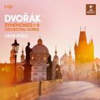 リボル・ペシェク ドヴォルザーク: 交響曲全集、管弦楽作品集<限定盤> CD