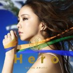 安室奈美恵 Hero [CD+DVD] 12cmCD Single